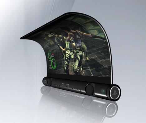 Новый OLED-дисплей Sony